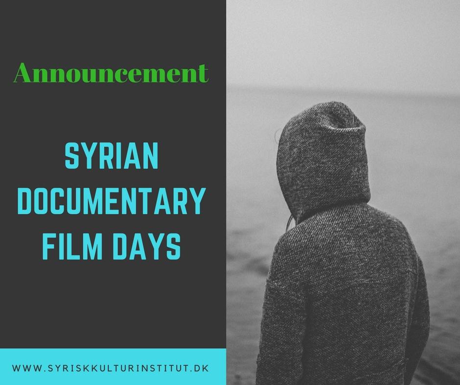 Syrin documentary film days (1)