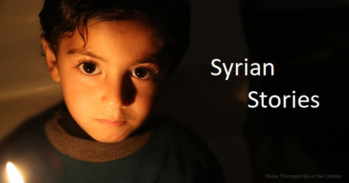 Syrian Stories copy